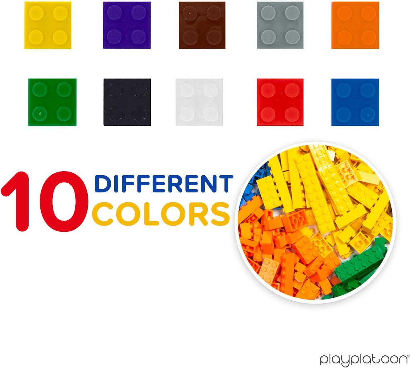 bulk flats 1x-wide only mixed colors 50 Lego 1x2 1x3 1x4 2x2 corner Plates Lot