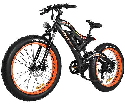 Addmotor Motan Bicicletta Elettrica 750 W 48 V 116 Ah Batteria Per