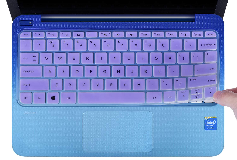 CaseBuy Keyboard Cover Compatible 2019 2018 2017 HP Stream 11 ah110nr  ah012dx ah112dx / HP Stream 11 Pro G4 G2 11 6 / HP Stream 11 y010wm y010nr