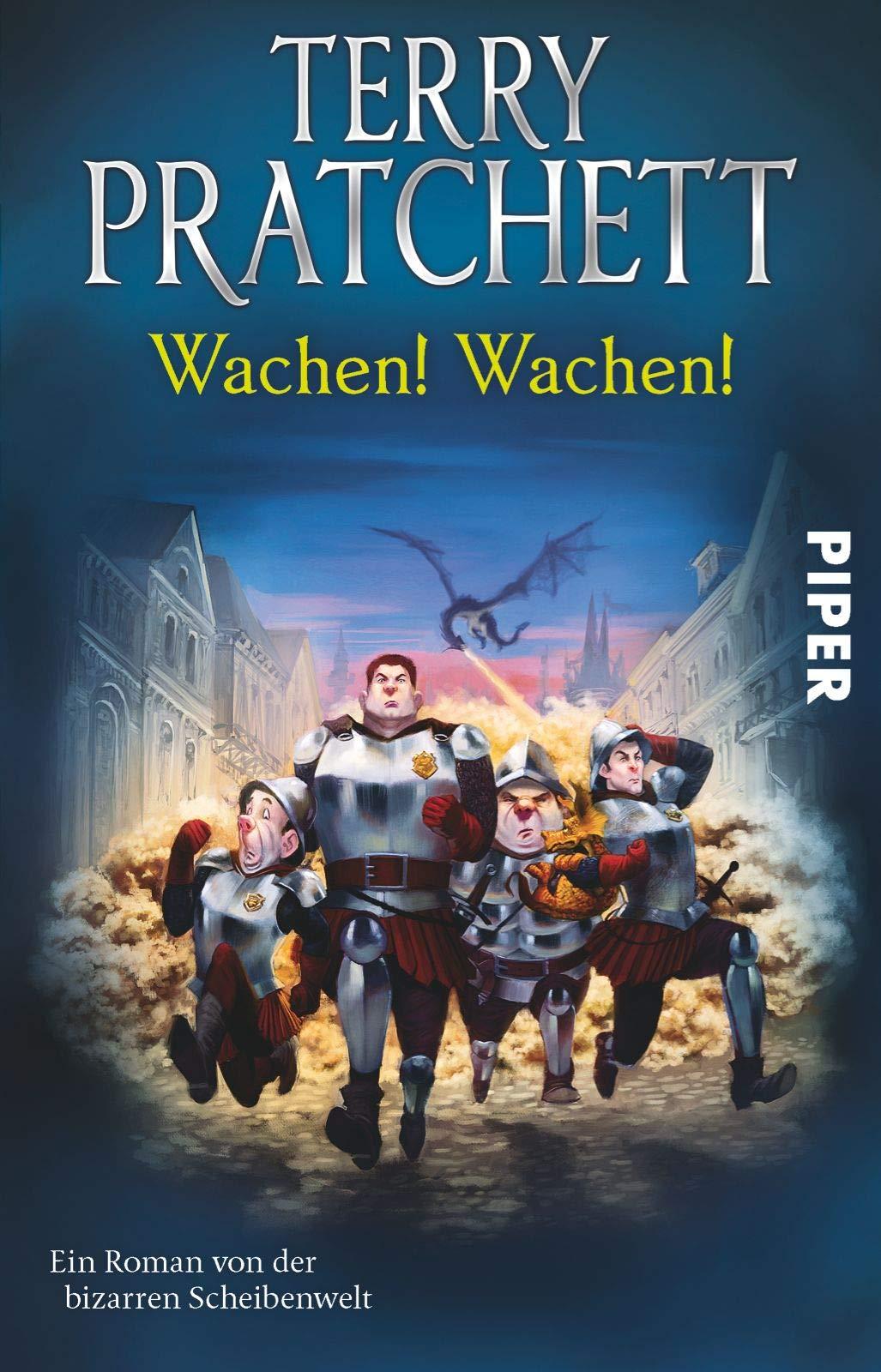 terry pratchett scheibenwelt