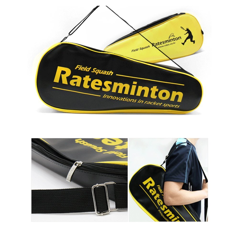 DNDmall Ratesminton Squash Starter Set ( Sports Outdoor RACQUETBALL TENNIS SQUASH BADMINTON This Equipment allows you to Exercise alone or with your Friend Sports Training Equipment) by DNDmall (Image #7)