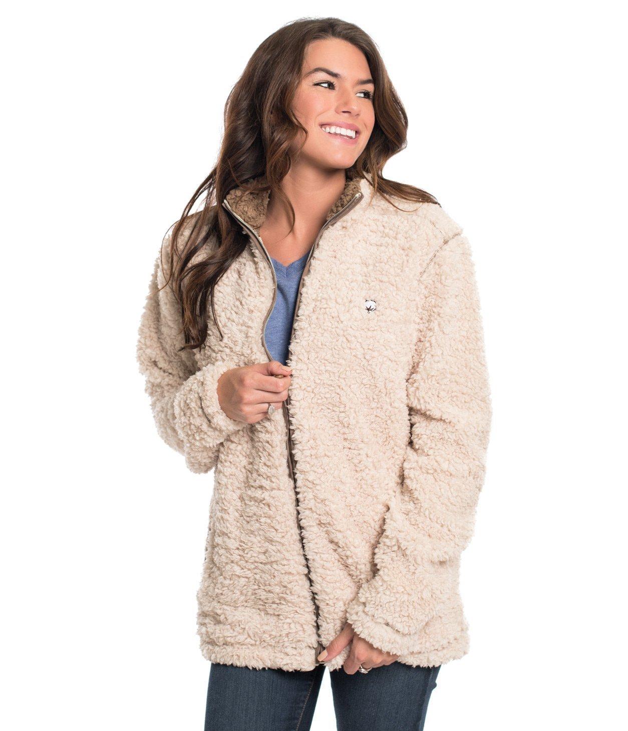 Southern Shirt Company Sherpa Jacket