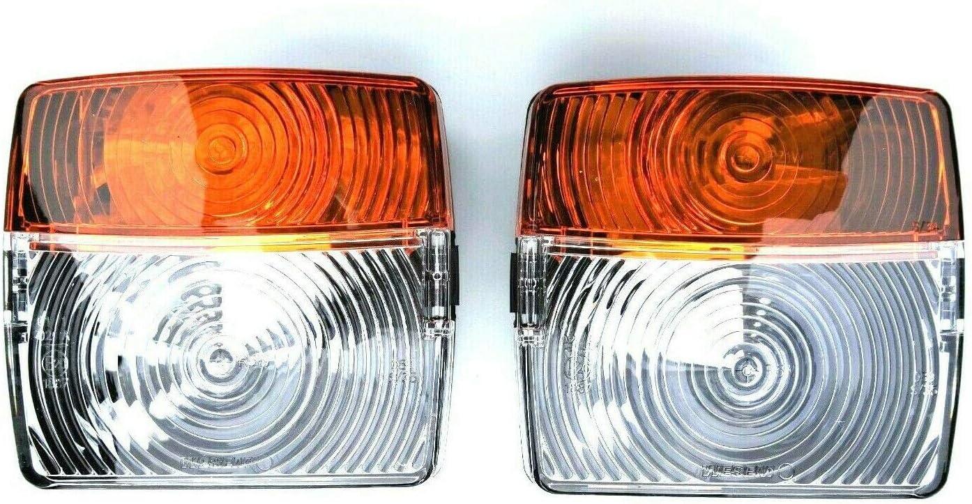 Postionsleuchte 2 Blinker 4er Set 2 Positions- Rückleuchte für Traktor