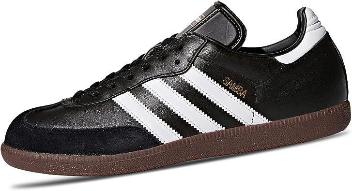 New Mens Adidas Samba Originals Black