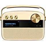 Saregama Carvaan Portable Digital Music Player (Champagne Gold) - Sound by Harman/Kardon