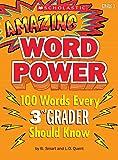 (进口原版)  Amazing Word Power Grade 3: 100 Words Every 3rd Grader Should Know