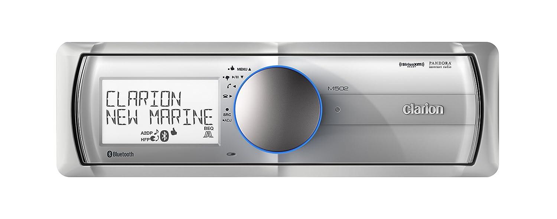 Amazon.com: Clarion Corporation of America M502 Marine Receiver: Electronics