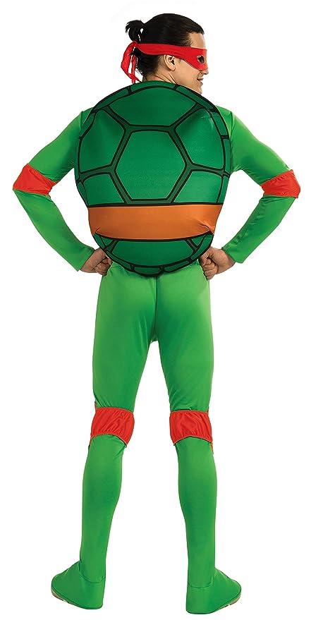 AEC Aptafêtes – CS987250 – Disfraz Raphael TMNT Ninja clásico Size:M.