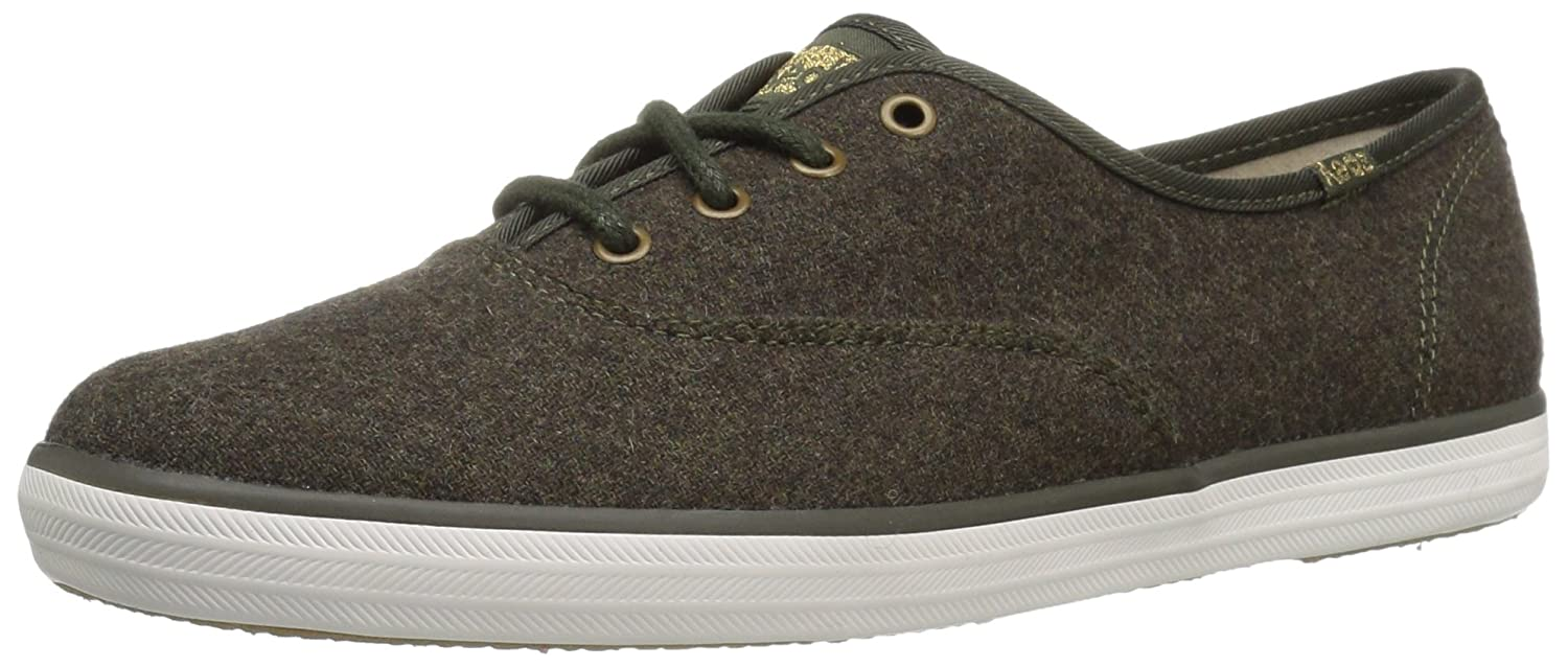 a25420d1287a6 Keds Women s Champion Wool Forest Green Fashion Sneakers  Amazon.ca  Shoes    Handbags