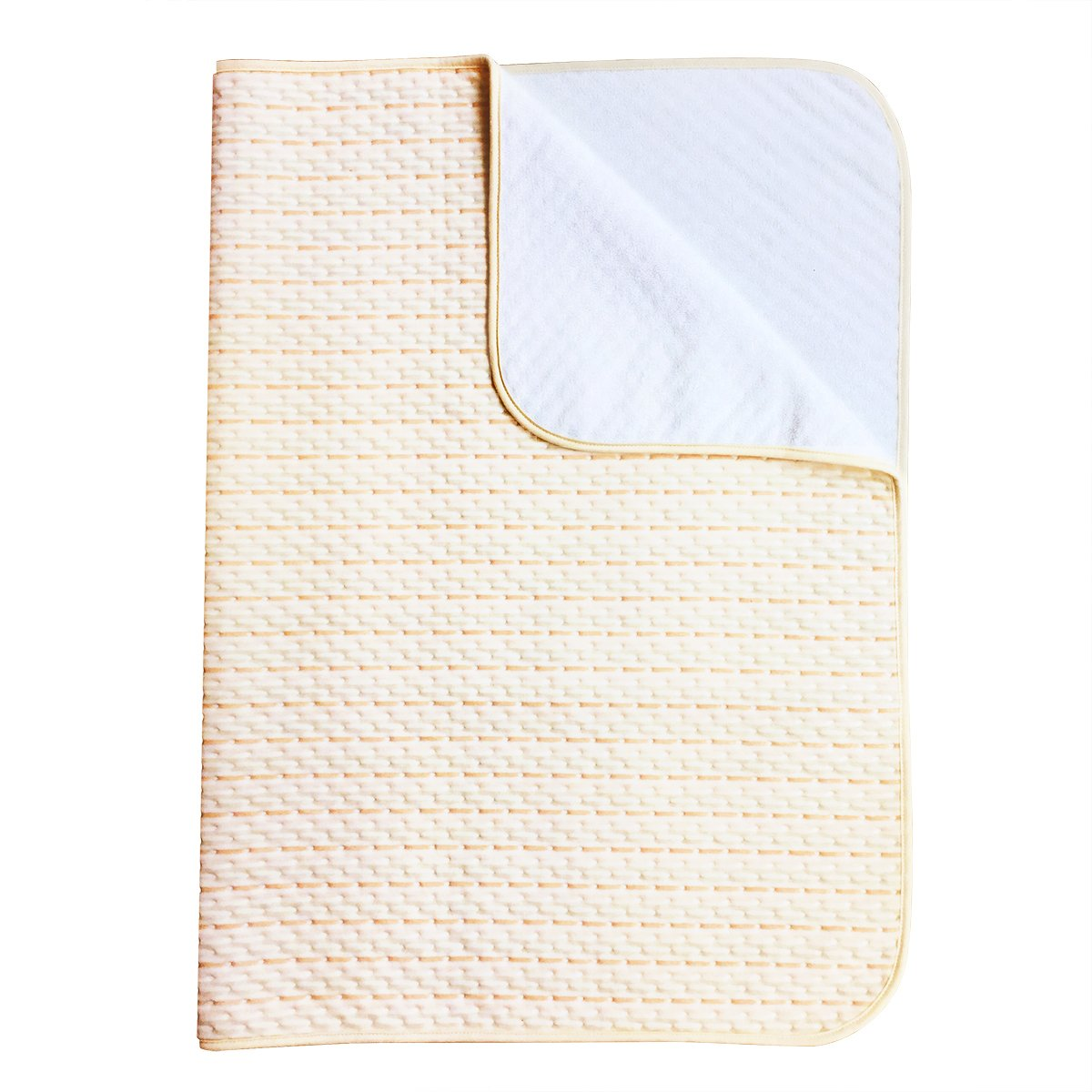Waterproof Bed Pad Washable & Reusable Underpads 4 Layer