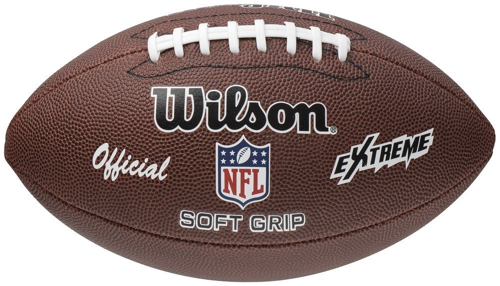 Wilson NFL Football Extreme American Wilson American Football Offizieller NFL Ball Gummi F1645X