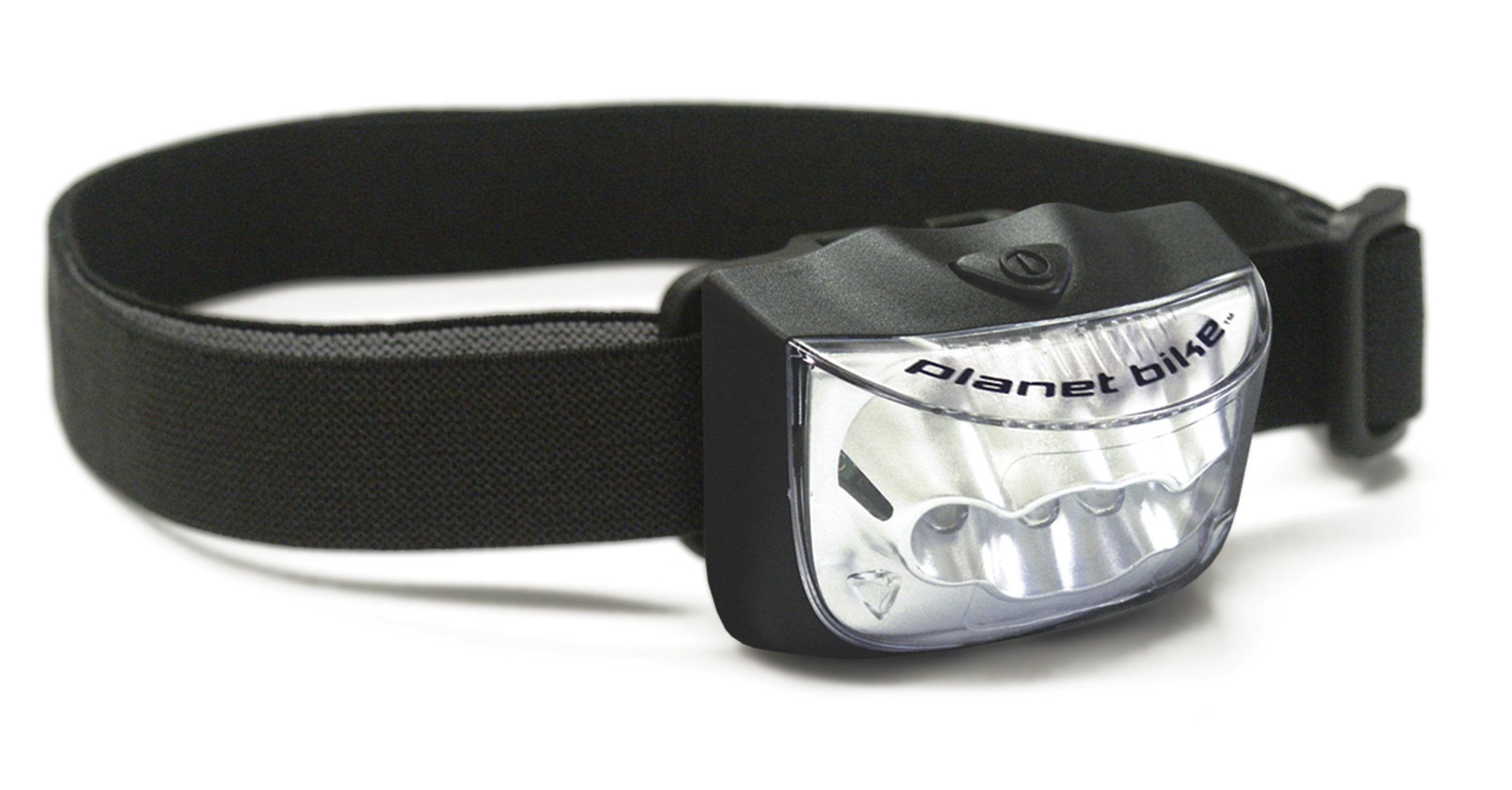 Planet Bike Sport Spot 4 LED Bicycle Light with Head, and Handlebar Mounts by Planet Bike