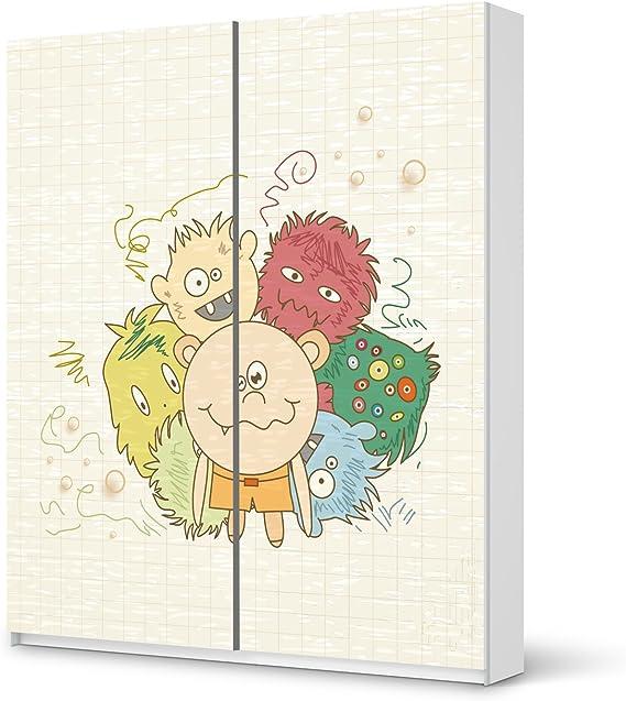 Diseño Pantalla IKEA Pax Armario 236 cm altura – Puerta corredera ...