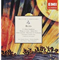 Bliss: Colour Symphony, Cello Concerto, Suites/Discourse, Concerto for Two Pianos, Christopher Columbus