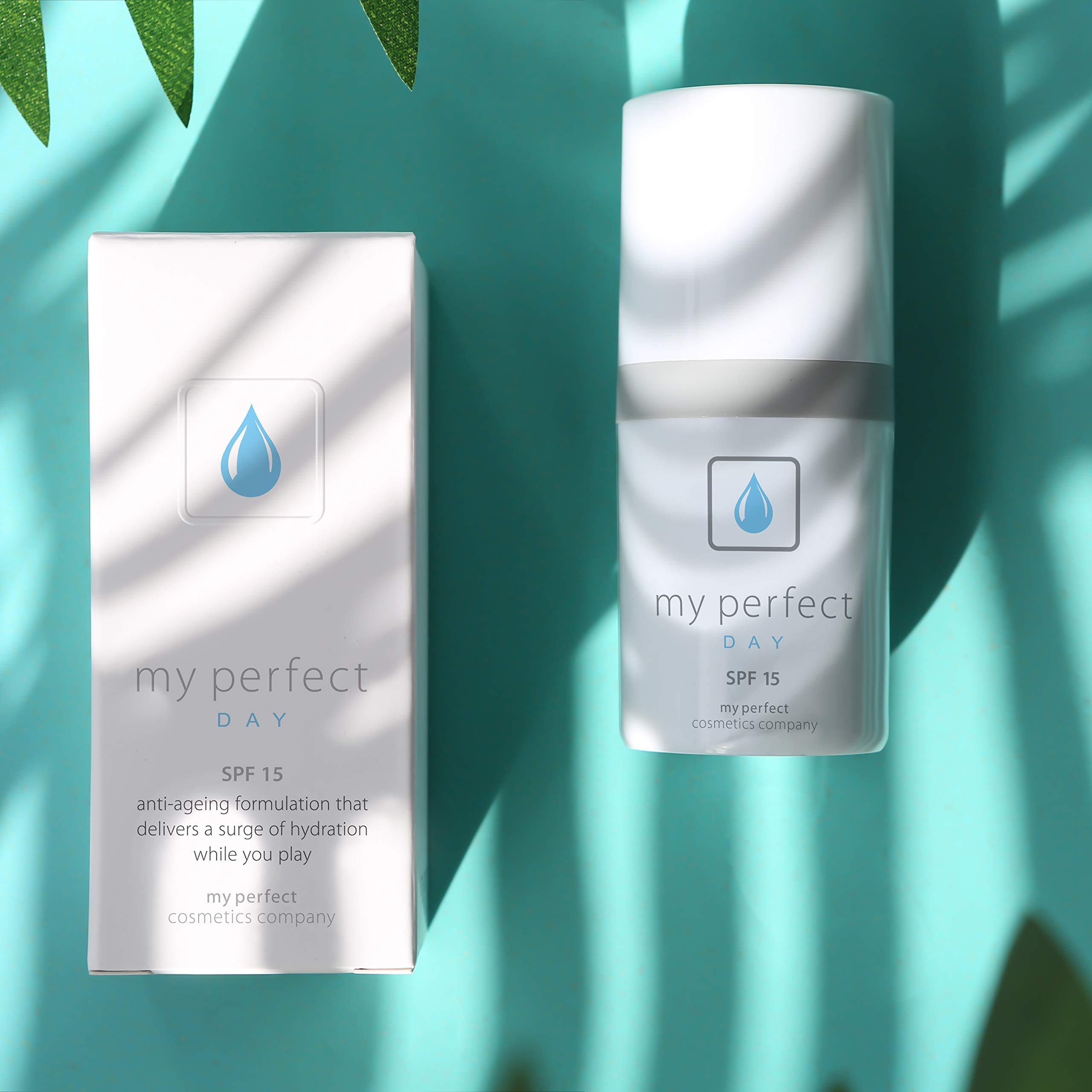 My Perfect Eyes Anti-Ageing Under Eye Enhancer 200 Applications with My Perfect Day SPF 15