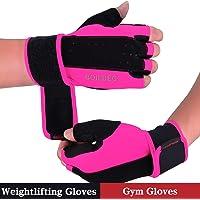 BOILDEG Fitness Handschuhe,Trainingshandschuhe,Gewichtheben Handschuhe für Bodybuilding Crossfit,Damen&Herren