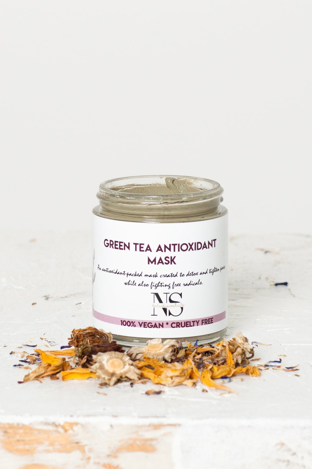Green Tea Antioxidant Mask