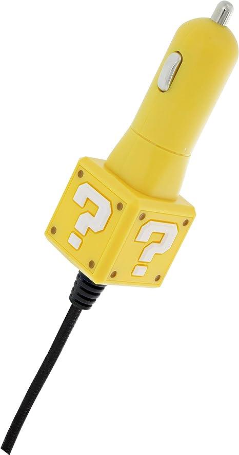 PowerA - Cargador de coche Question Block (Nintendo Switch): Amazon.es: Videojuegos