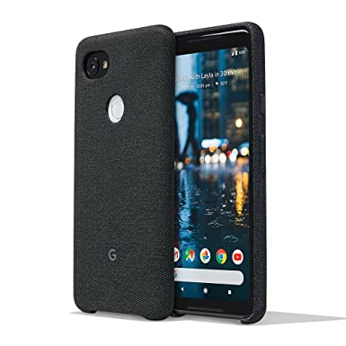 new product 71240 6d5dd Google Pixel 2 XL Phone Case Cover - Carbon