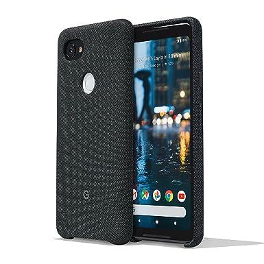 new product 7fcc3 5ea7b Google Pixel 2 XL Phone Case Cover - Carbon