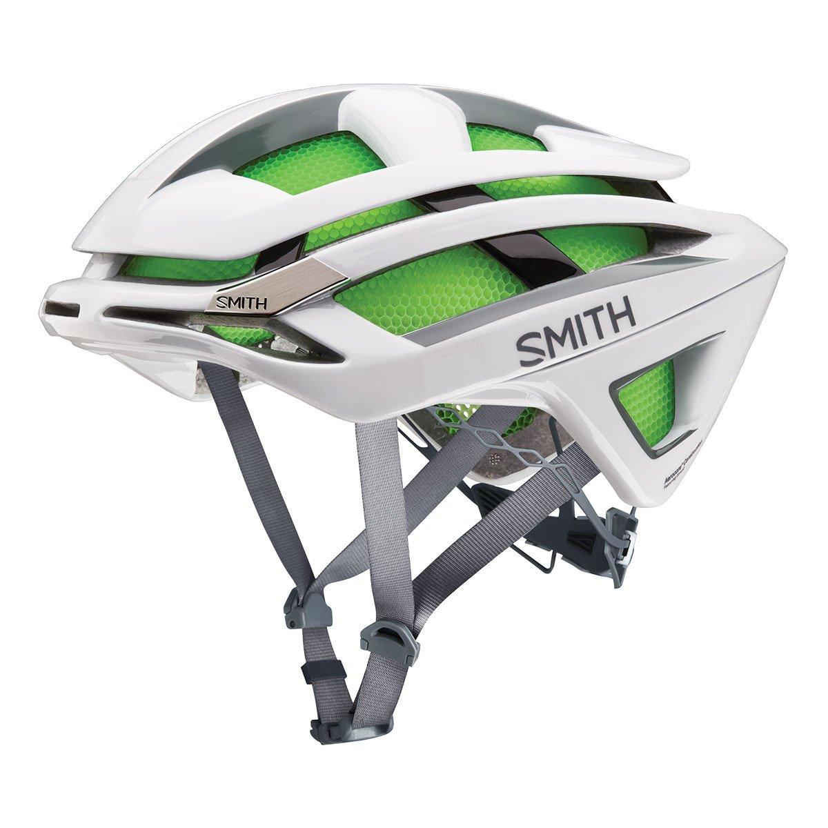 Smith Optics Overtake, White , Medium
