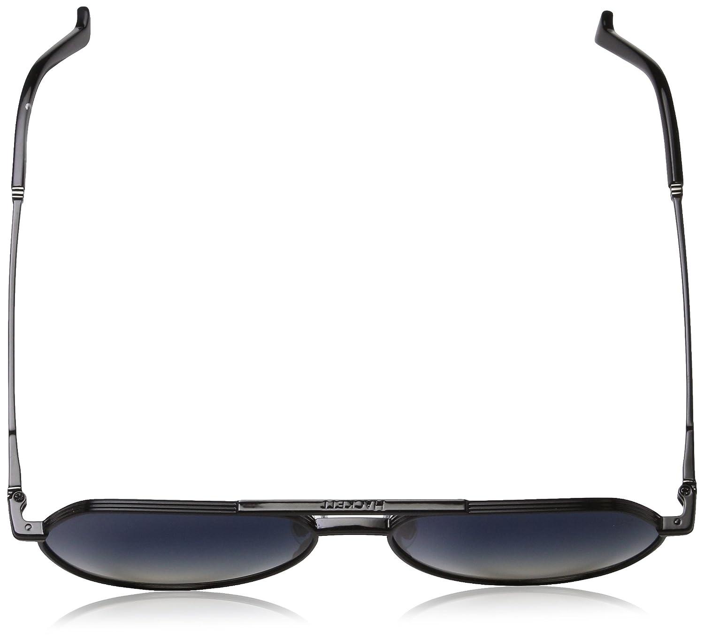 Hackett Bespoke Sunglasses HSB869 Gafas de sol, Negro (Black ...