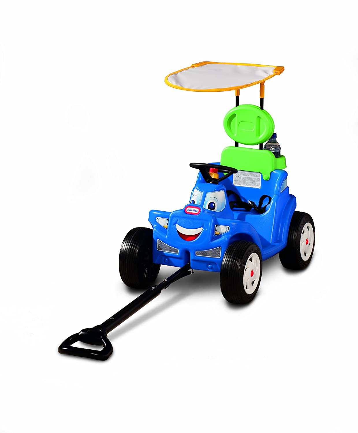 Little Tikes Deluxe 2 In 1 Cozy Roadster Amazoncouk Toys Games