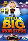 Little & Big Monsters [DVD]