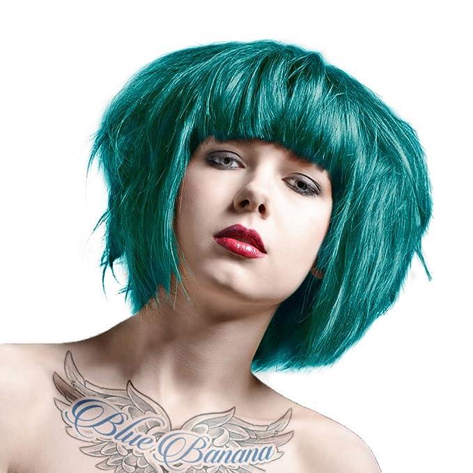 9 opinioni per Directions Rich- Tinta semi-permanente per capelli, colore: turchese