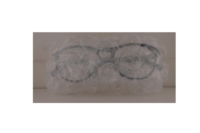 Amazon.com: Prada Journal PR15SV Eyeglasses 54-18-145 Matte Yellow Havana w/Demo Clear Lens UBL1O1 VPR15S VPR 15SV PR 15SV (NO BOX & NO CASE): Clothing