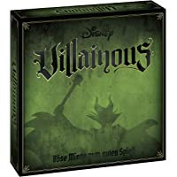 Wonderforge 26055 Spiel Disney Villainous