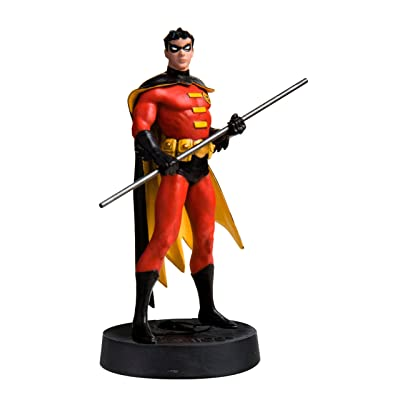 Eaglemoss DC Comics Super Hero Collection: Robin Figurine: Toys & Games