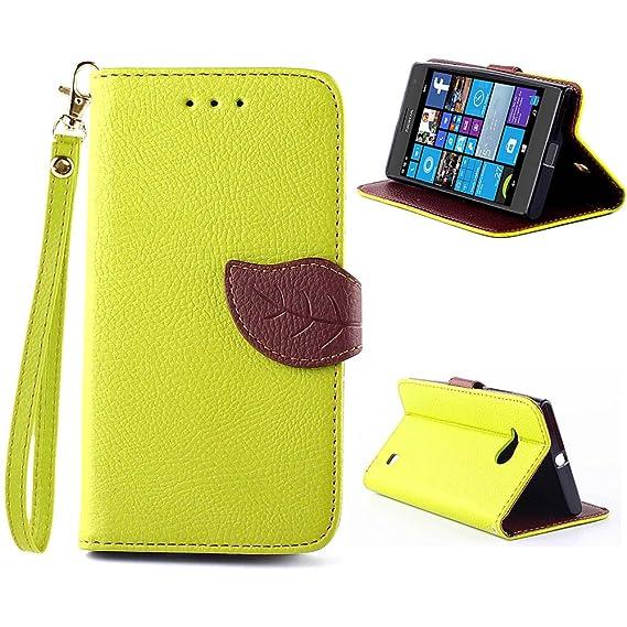 purchase cheap 86ecd 73696 Amazon.com: Nokia Lumia 730 Case, Nokia Lumia 735 Case, Nicelin(TM ...