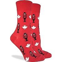 Good Luck Sock Women's Canada Socks, Adult