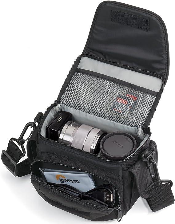 Lowepro Edit 110 Camcordertasche Schwarz Kamera