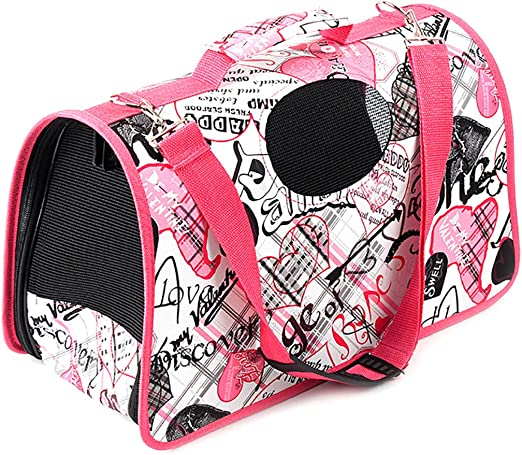 Legendog Transportador De Mascotas Multifuncional Portador De Viaje Cachorro Portador De Gatos Bolsa De Mascotas: Amazon.es: Productos para mascotas