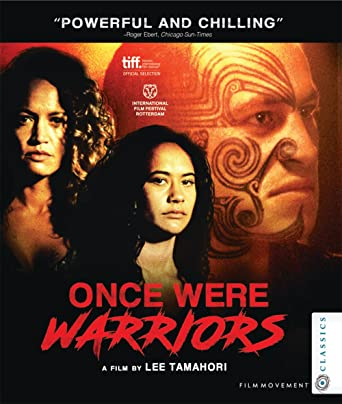 Amazoncom Once Were Warriors Rena Owen Temuera Morrison Cliff  Image Unavailable Image Not Available For Color Once Were Warriors
