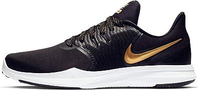 separation shoes 283df 31edd Nike Damen In- In-Season TR 8 Fitnessschuhe Schwarz (Black Met Elemental