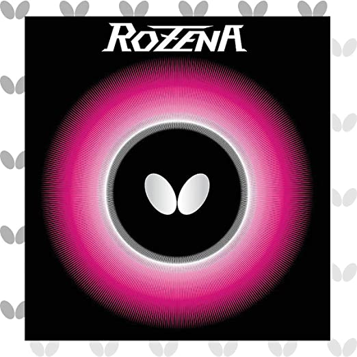Butterfly Rozena Table Tennis Rubber - Suitable For Developing Players