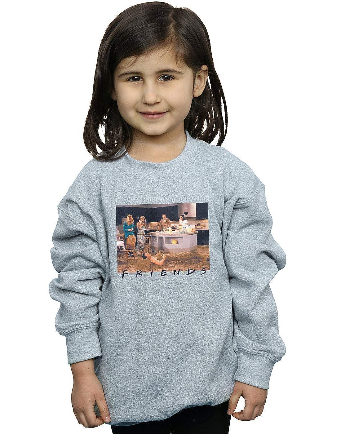 Friends Girls Joey Mermaid Sweatshirt