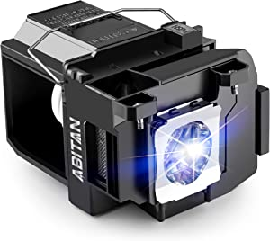 ABITAN ELP-LP85/V13h010l85 Replacement Projector Lamp for ELPLP85 for Epson powerlite Home Cinema 3500 3100 3000 3600E 3700 3900 EH-TW6600 EH-TW6800 EH-TW6700 EH-TW6600W Projector with Housing