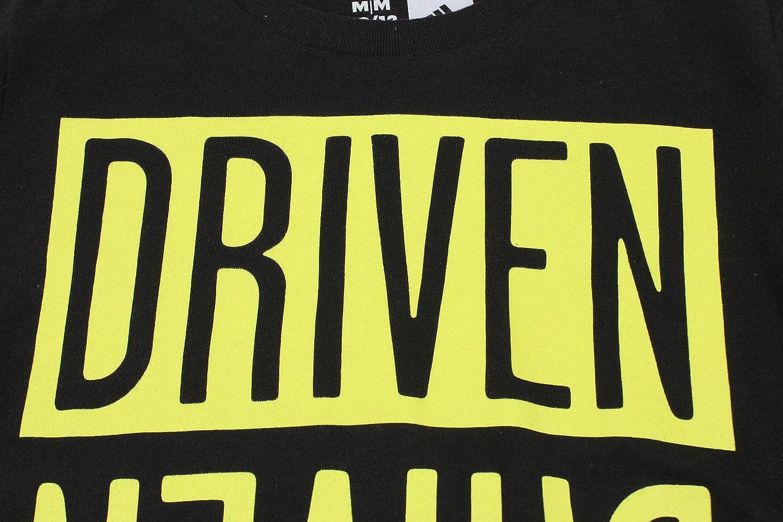 adidas Youth Big Boys Driven Shirt