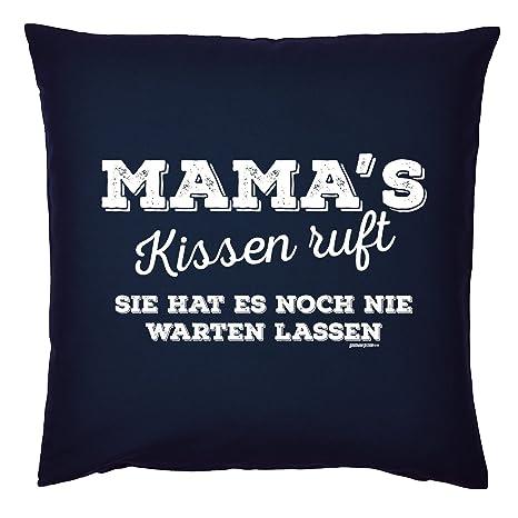 Art & Detail Shirt Cojín: Mama Mom Tuerca Día - Madres Cojín ...
