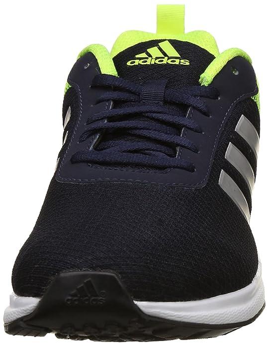 Adispree 3 M Black Running Shoes-12 UK