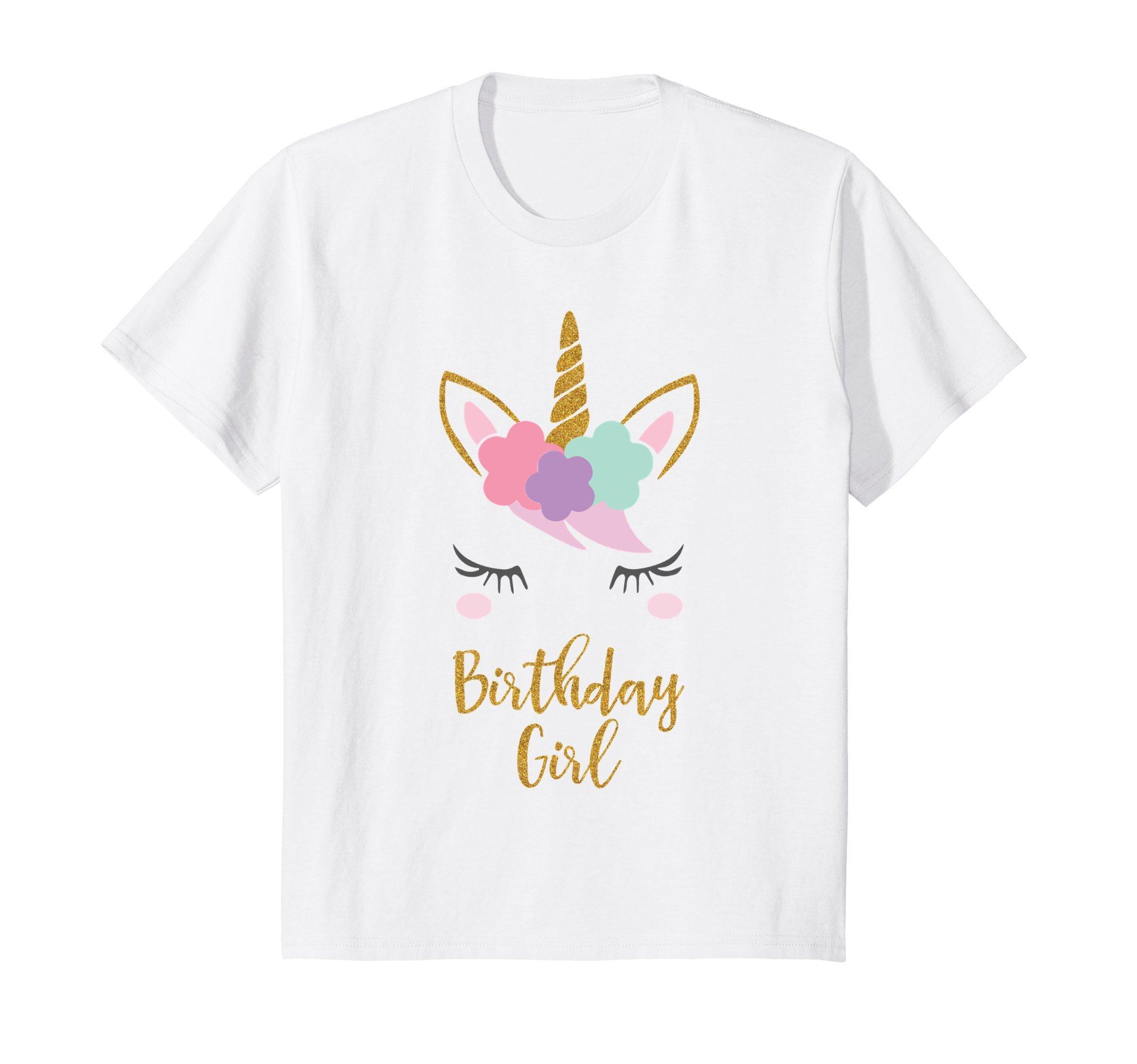 Amazon Com Sifan Glitter Unicorn Horn Head Band Flowers