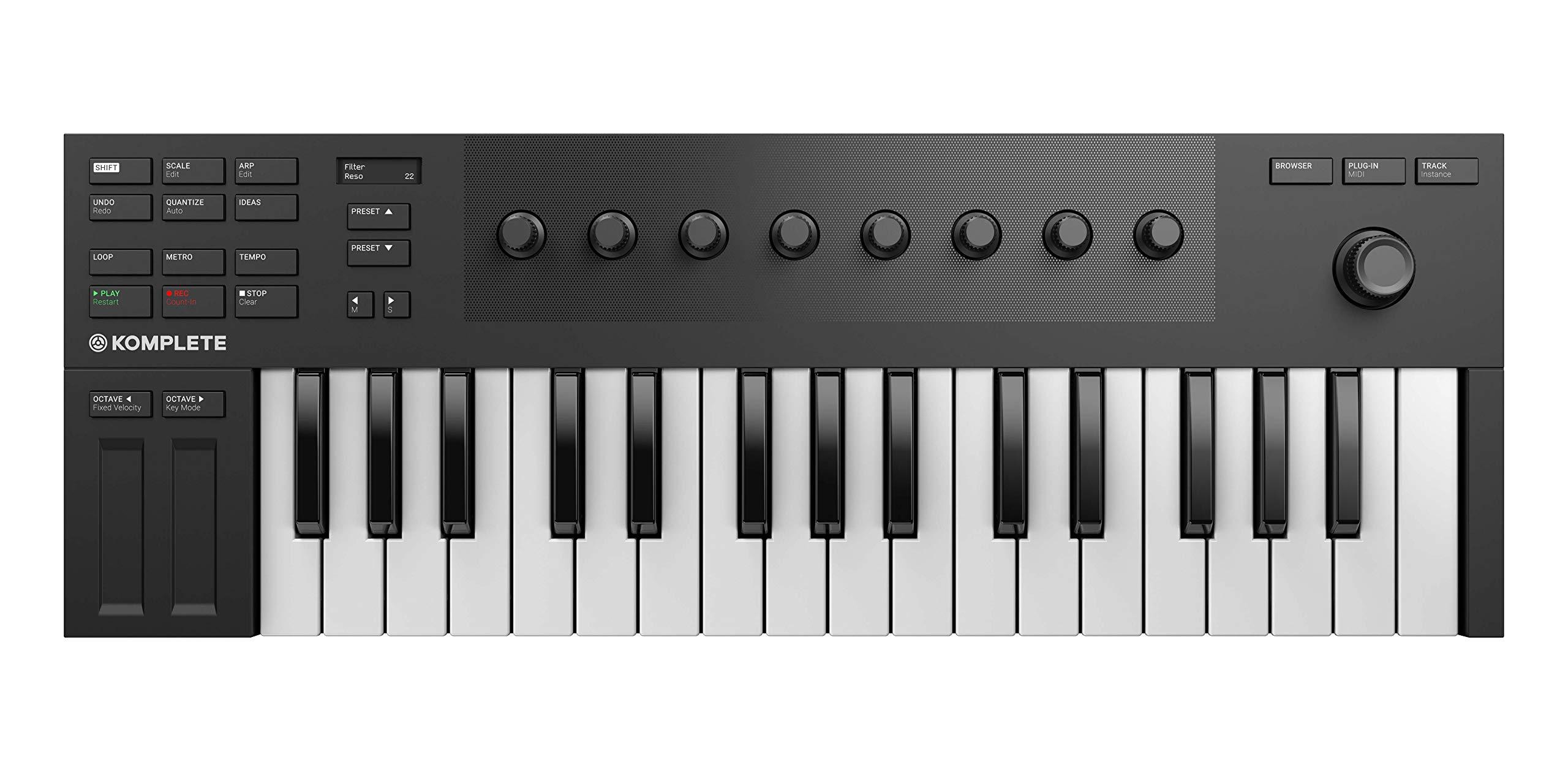 Native Instruments Komplete Kontrol M32 Controller Keyboard by Native Instruments