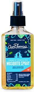 product image for Aunt Fannie's DEET Free Mosquito Repellant Spray -3.4oz…