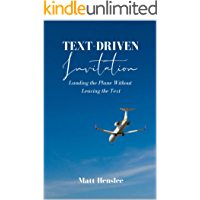 Text-Driven Invitation: Landing the Plane Without Leaving the Text