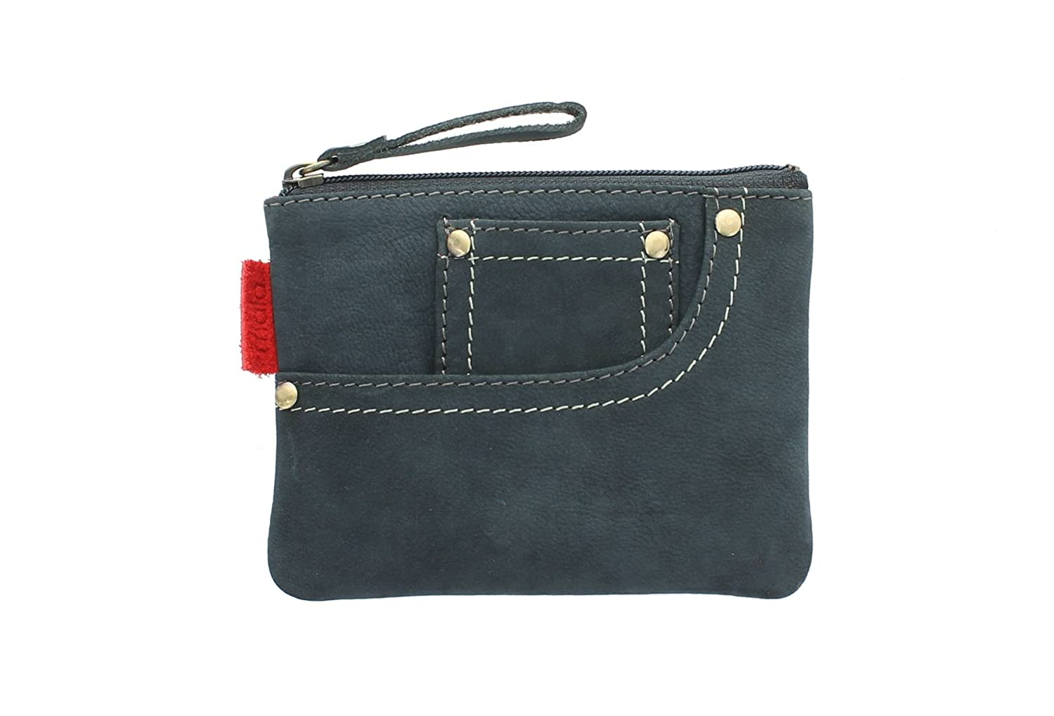 Mala Leather JEANS FRONT POCKET Leather Coin Purse 4128/_11