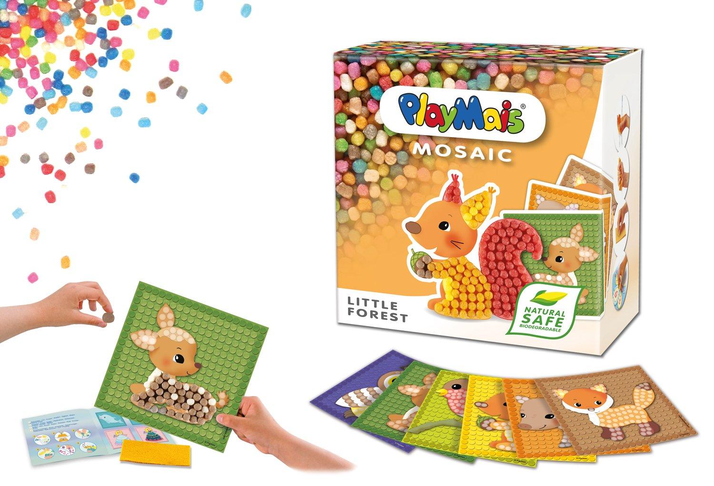 Loick Biowertstoff PLAYMAIS DE MAIZ Mosaic Bosque